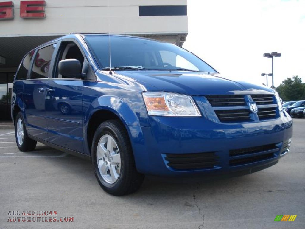 2010 dodge grand caravan on 2010 dodge grand caravan se hero in deep water blue pearl
