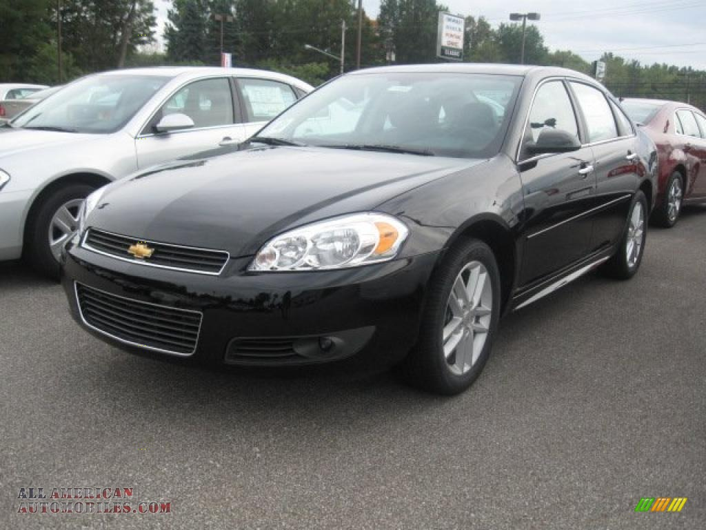 2011 chevrolet impala ltz in black 141629 all american. Black Bedroom Furniture Sets. Home Design Ideas
