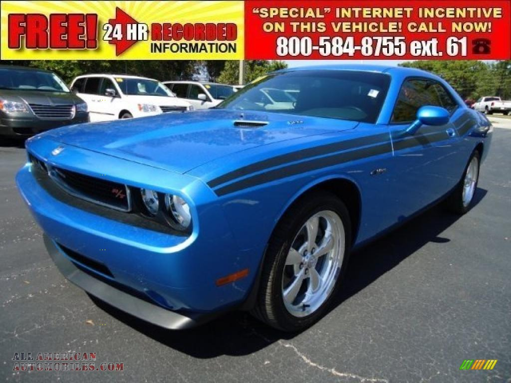 Pine Belt Cadillac >> 2010 Dodge Challenger R/T Classic in B5 Blue Pearlcoat photo #7 - 130842 | All American ...