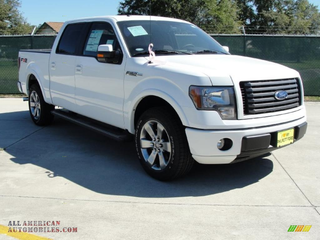 2010 ford f150 fx2 supercrew in oxford white e49315 all american automobiles buy american. Black Bedroom Furniture Sets. Home Design Ideas