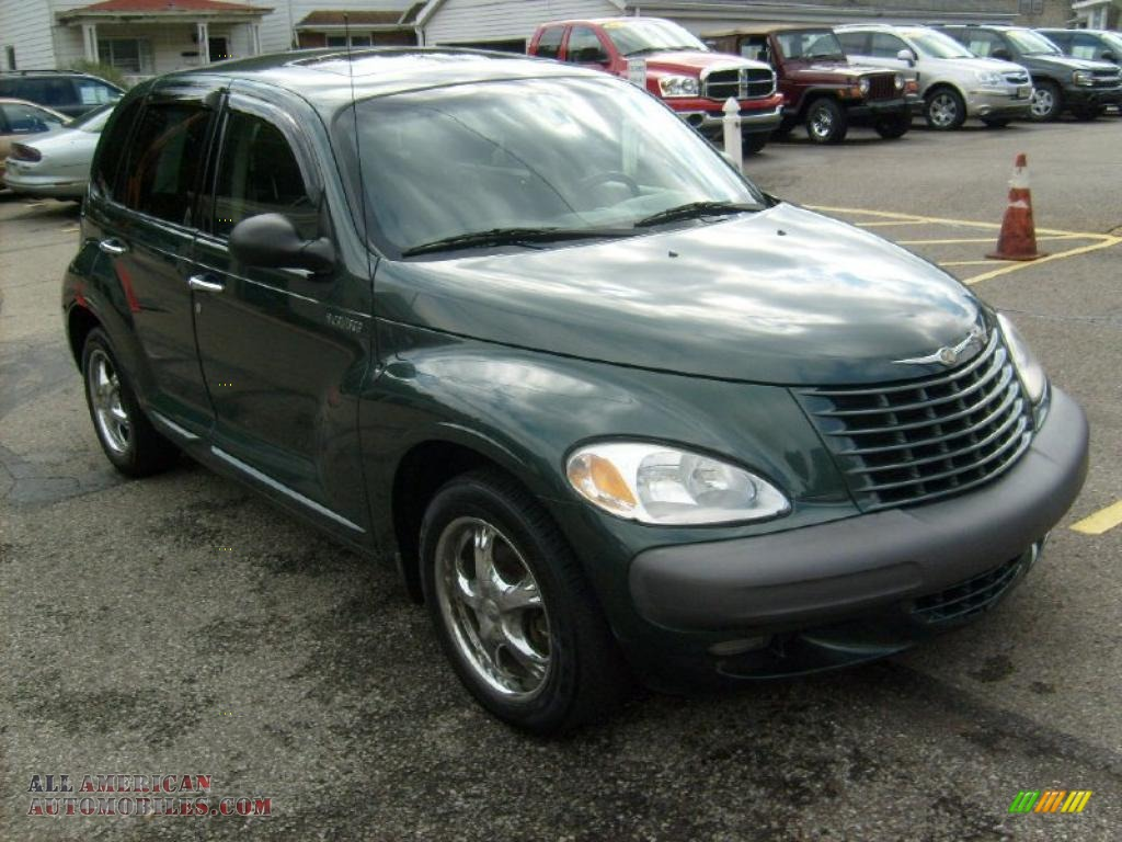 Lewis Auto Sales >> 2001 Chrysler PT Cruiser Limited in Shale Green Metallic photo #7 - 681697 | All American ...
