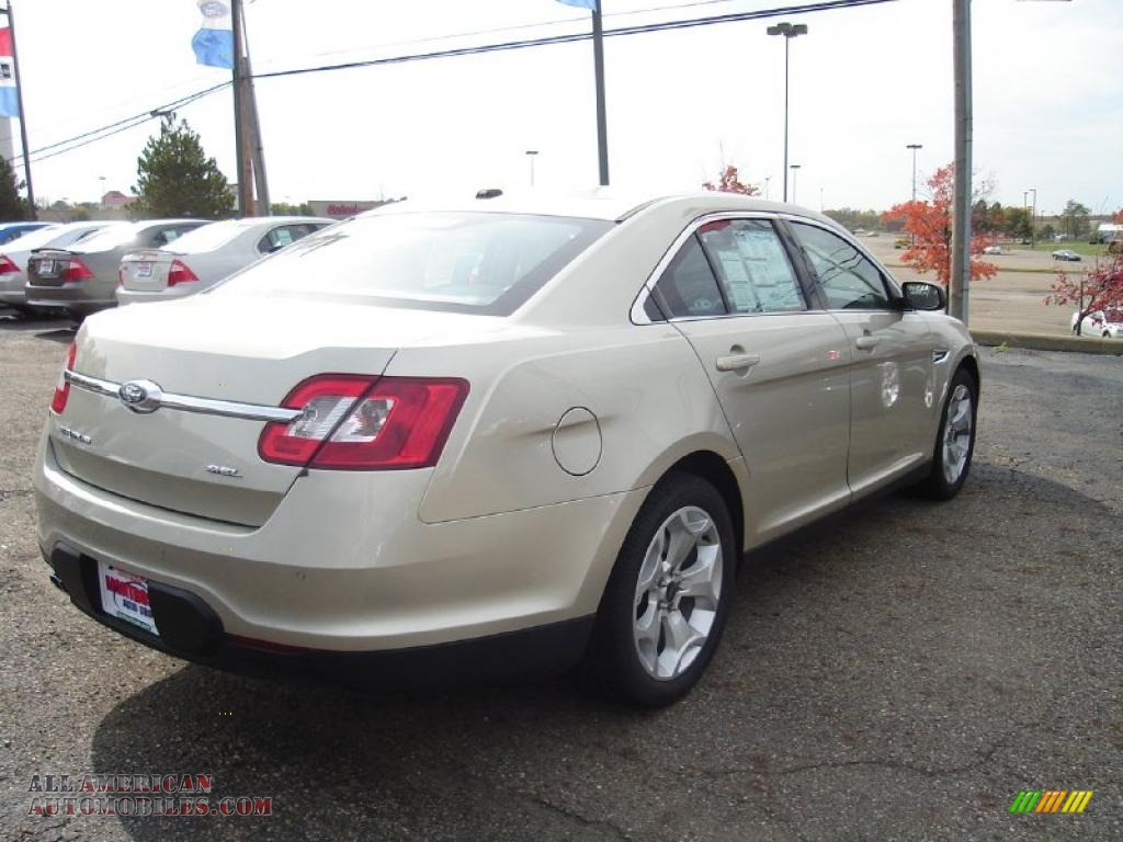 2011 ford taurus sel in gold leaf photo 5 125153 all american automobiles buy american. Black Bedroom Furniture Sets. Home Design Ideas