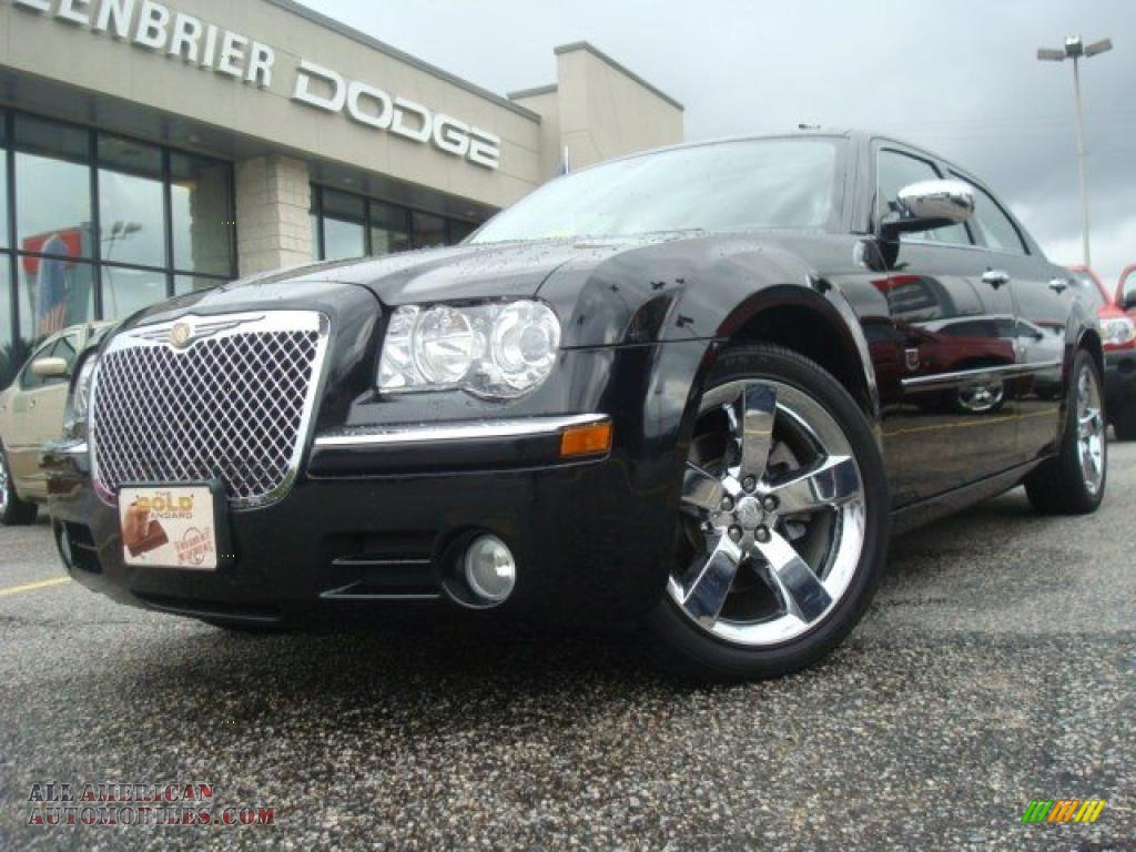 2008 chrysler 300 touring dub edition in brilliant black crystal pearl photo 9 329180 all. Black Bedroom Furniture Sets. Home Design Ideas