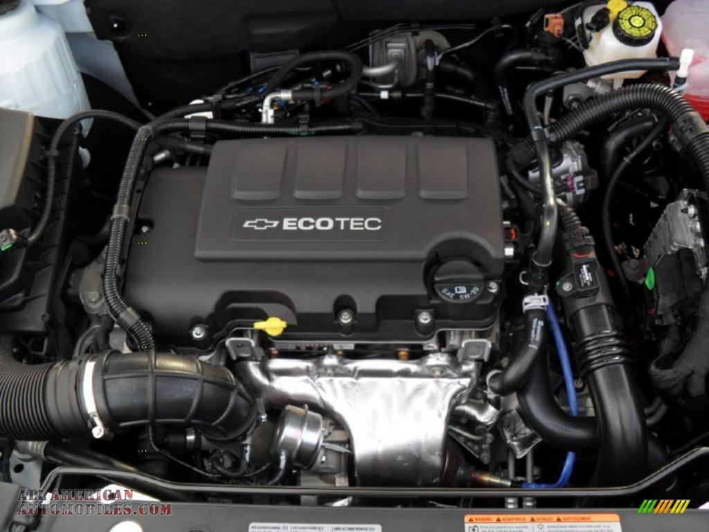 2011 Chevrolet Cruze LT in Summit White photo #25 - 109586 ...