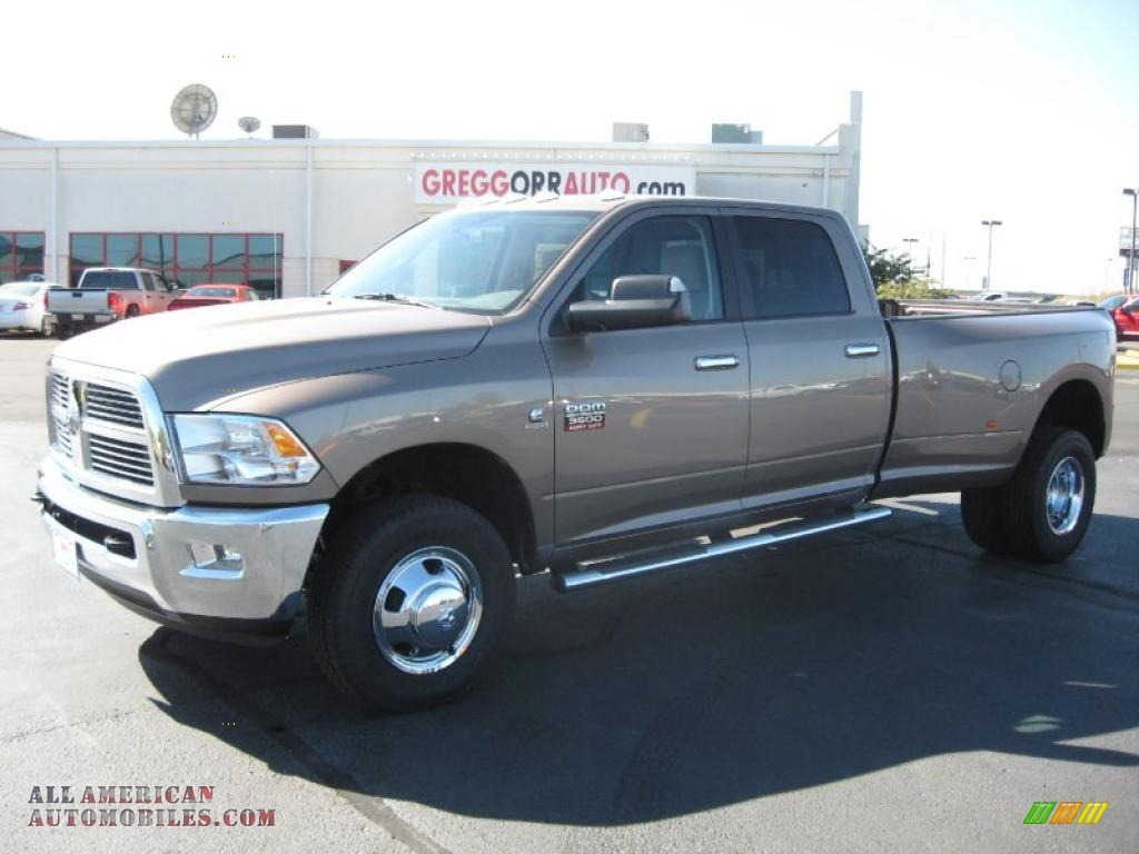 2010 dodge ram 3500 big horn edition crew cab 4x4 dually in austin tan pearl 138095 all. Black Bedroom Furniture Sets. Home Design Ideas