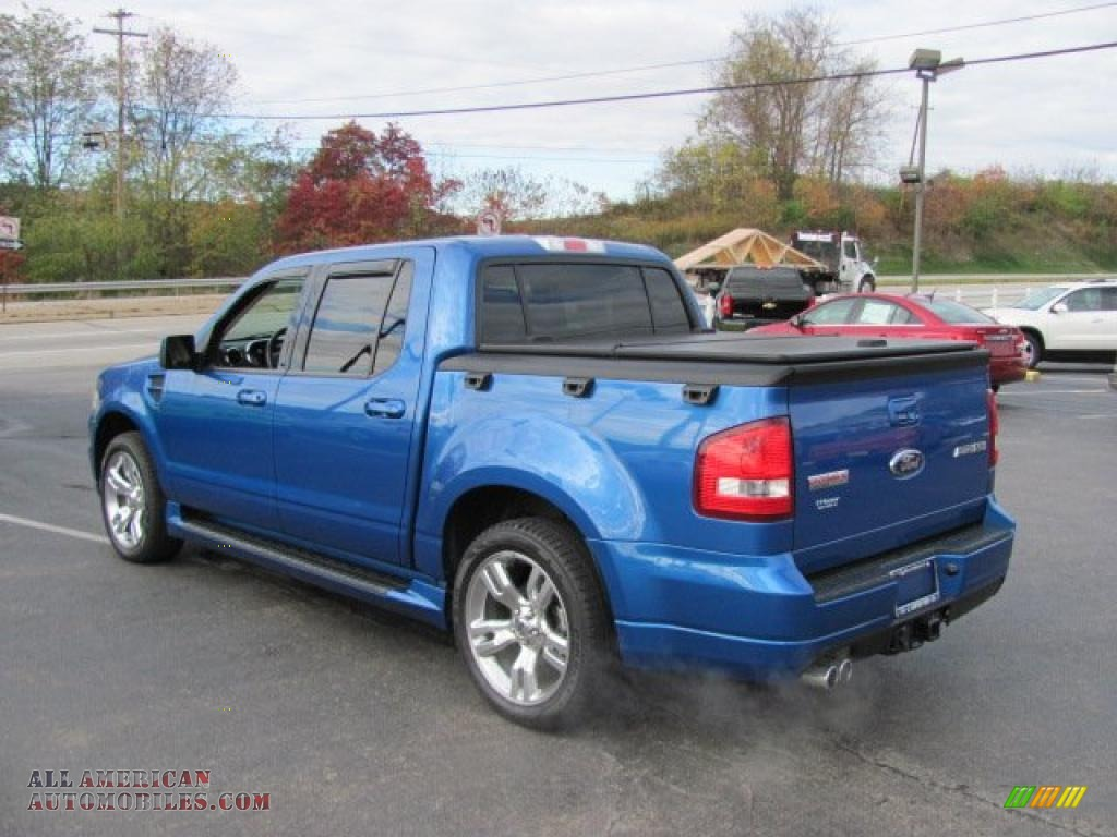 2010 ford explorer sport trac adrenalin awd in blue flame metallic photo 7 f00697 all. Black Bedroom Furniture Sets. Home Design Ideas