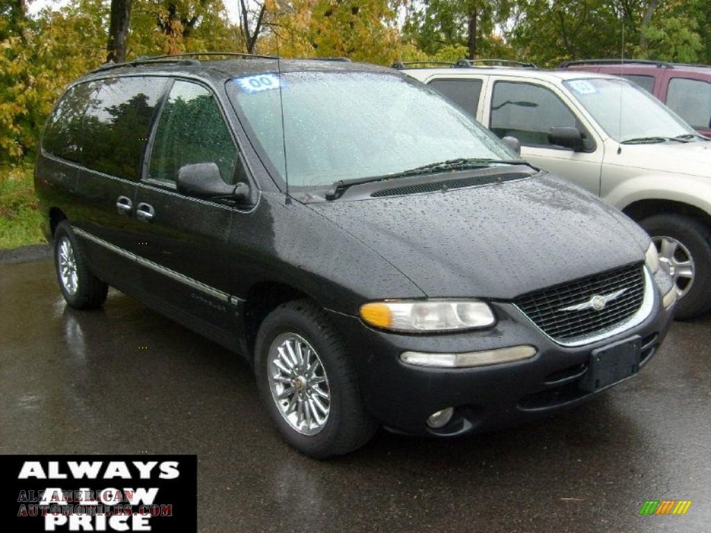 2000 chrysler town and country limited. Black Bedroom Furniture Sets. Home Design Ideas