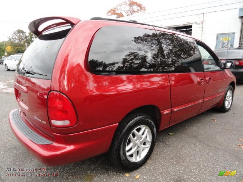 2000 dodge grand caravan sport in inferno red pearlcoat photo 6 733843 all american. Black Bedroom Furniture Sets. Home Design Ideas