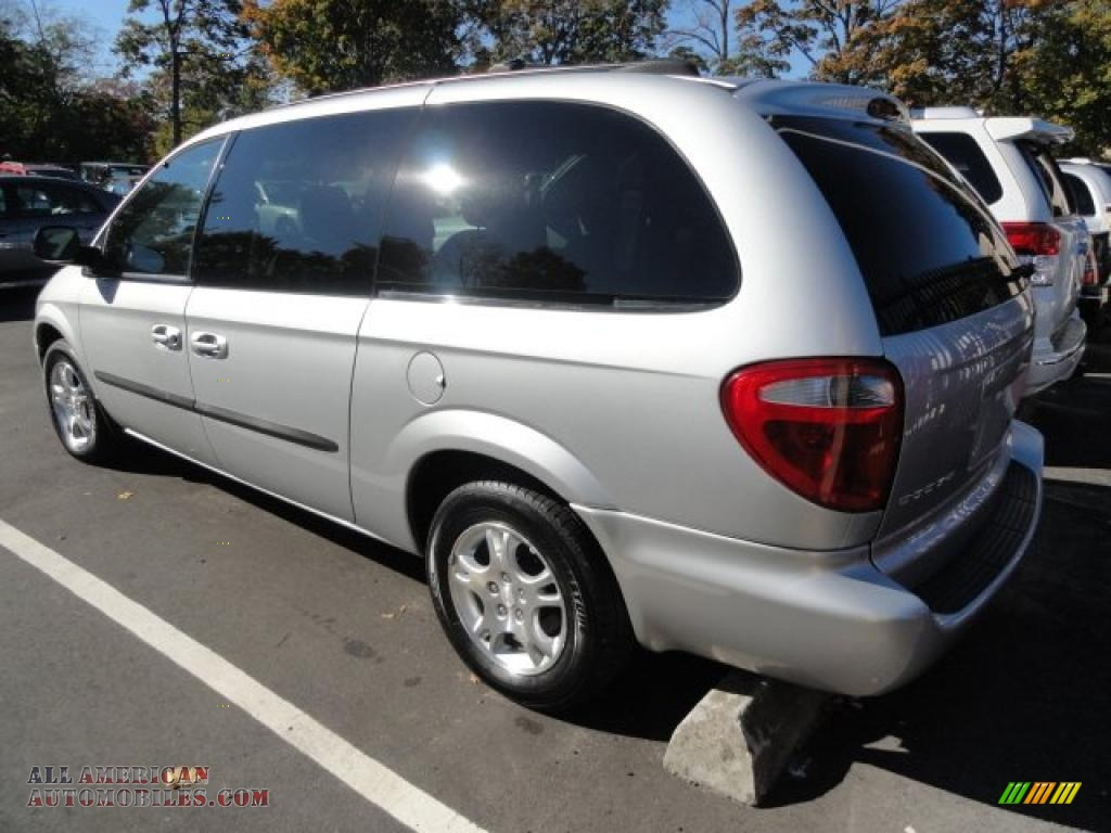 2003 dodge grand caravan sport in bright silver metallic for Steve white motors inc