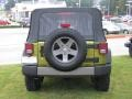 Jeep Wrangler Unlimited Mountain Edition 4x4 Rescue Green Metallic photo #4
