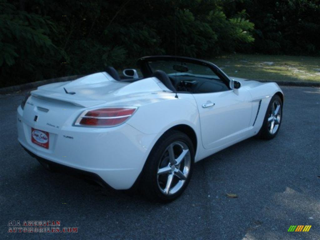 2007 saturn sky red line roadster in polar white photo 3 133517 all american automobiles. Black Bedroom Furniture Sets. Home Design Ideas