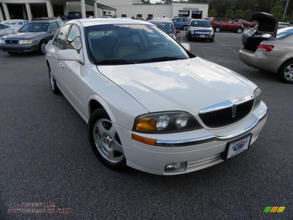 Lincoln LS V8 Sold. 2001 LS V8