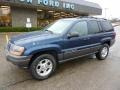 Jeep Grand Cherokee Laredo 4x4 Patriot Blue Pearlcoat photo #8