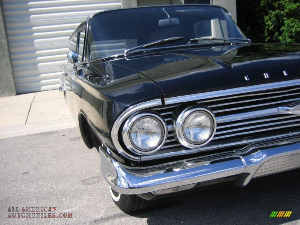 Anderson Ford Lincoln Ne >> 1960 Chevrolet Biscayne Brookwood Station Wagon in Black ...