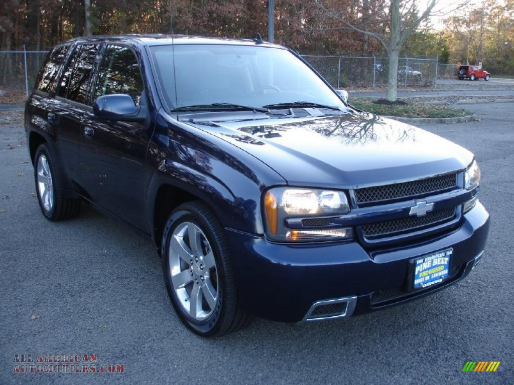 Pine Belt Chevy >> 2007 Chevrolet TrailBlazer SS 4x4 in Imperial Blue Metallic photo #3 - 164283 | All American ...