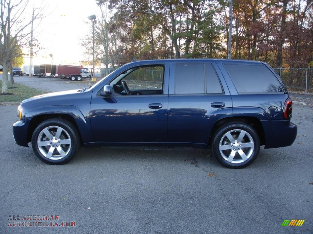 Pine Belt Chevy >> 2007 Chevrolet TrailBlazer SS 4x4 in Imperial Blue Metallic photo #9 - 164283 | All American ...
