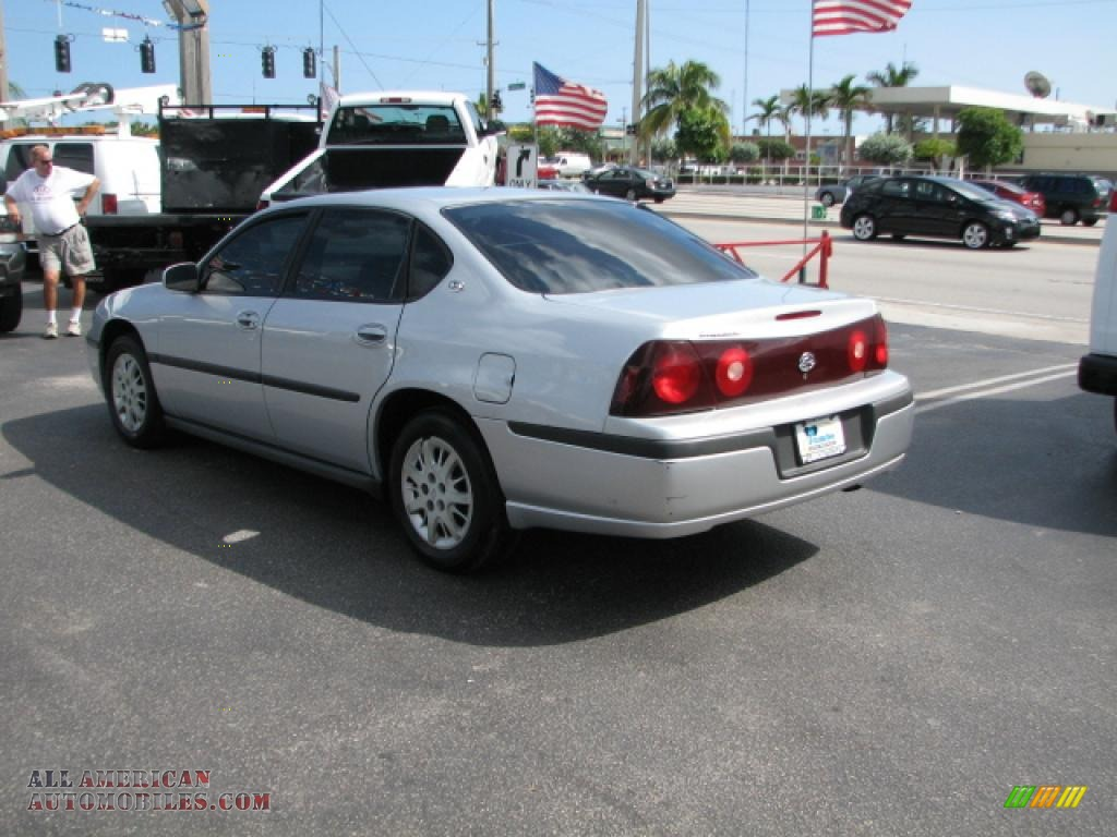 2003 chevrolet impala in galaxy silver metallic photo 6 for 2002 chevy impala window problems