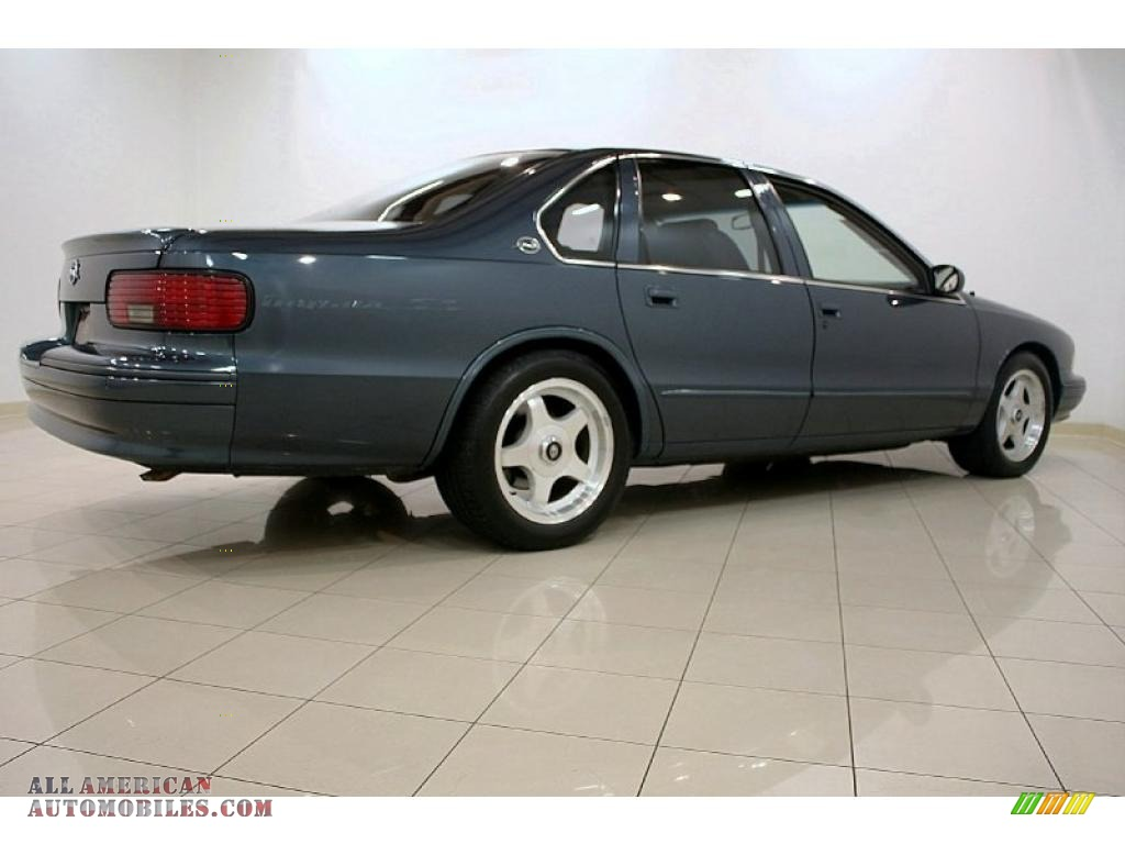 1996 Chevrolet Impala SS in Dark Gray Green Metallic photo ...