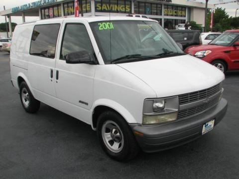 Used $4900. Fam Vans Inc. 2001 Chevrolet Astro Commercial Van