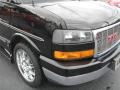 GMC Savana Van 1500 Explorer Conversion Van Onyx Black photo #2