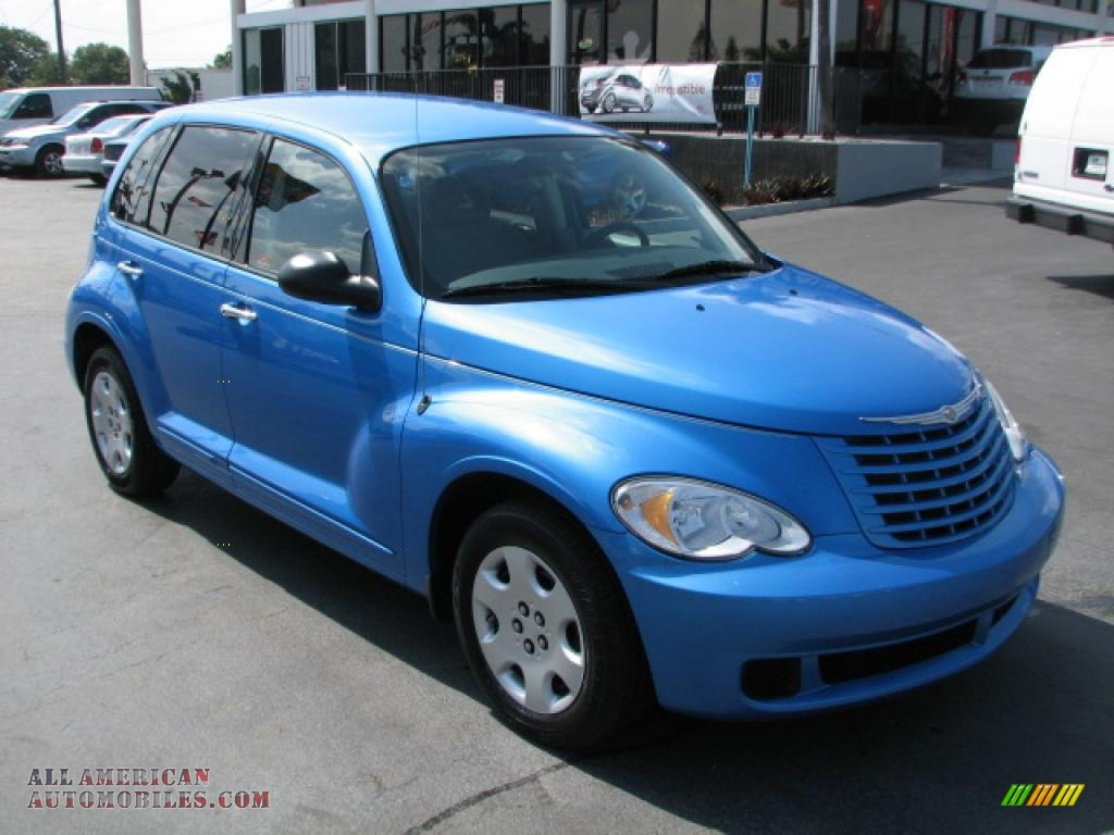 Pine Belt Cadillac >> 2008 Chrysler PT Cruiser LX in Surf Blue Pearl photo #3 ...