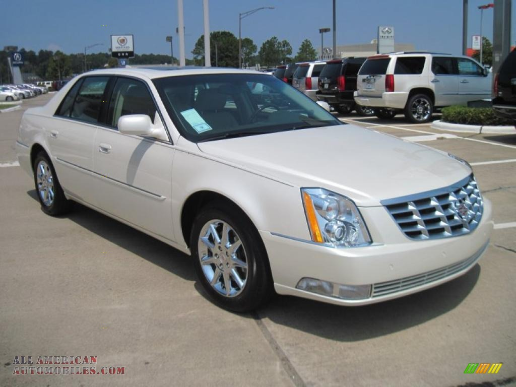 2011 cadillac dts platinum in white diamond tricoat photo 2 125081 all american automobiles. Black Bedroom Furniture Sets. Home Design Ideas