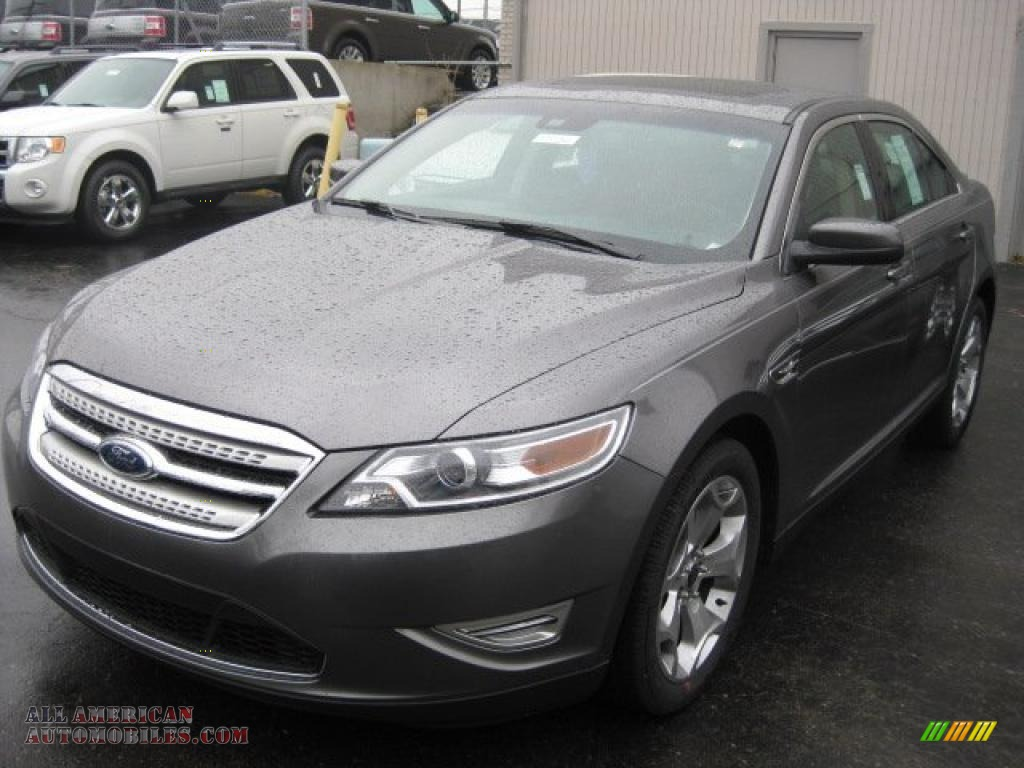 2011 ford taurus sho awd in sterling grey 142584 all american automobiles buy american. Black Bedroom Furniture Sets. Home Design Ideas