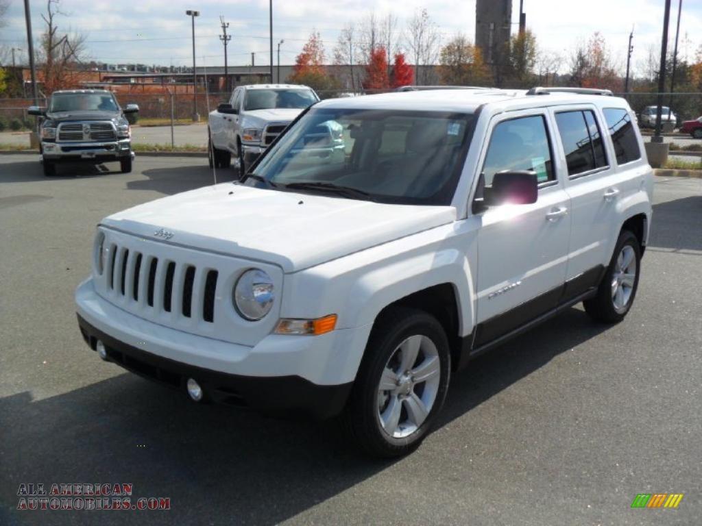 2011 Jeep Patriot Latitude In Bright White 103323 All