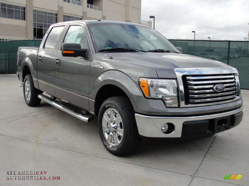 2010 ford f150 xlt supercrew in sterling grey metallic d88101 all american automobiles buy. Black Bedroom Furniture Sets. Home Design Ideas