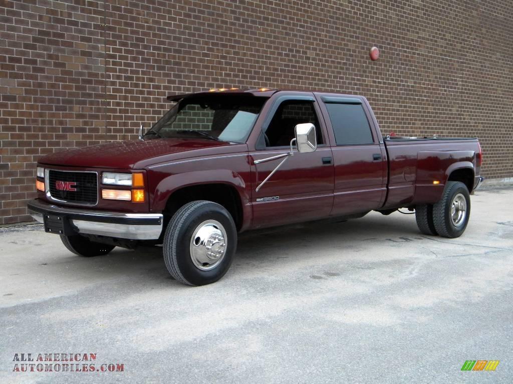 1995 gmc 3500 dually