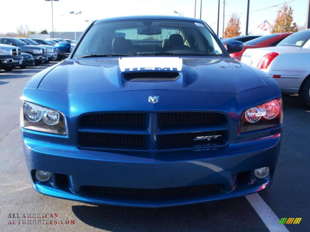 Royal Gate Dodge >> 2009 Dodge Charger SRT-8 Super Bee in Deep Water Blue Pearl photo #8 - 587680 | All American ...