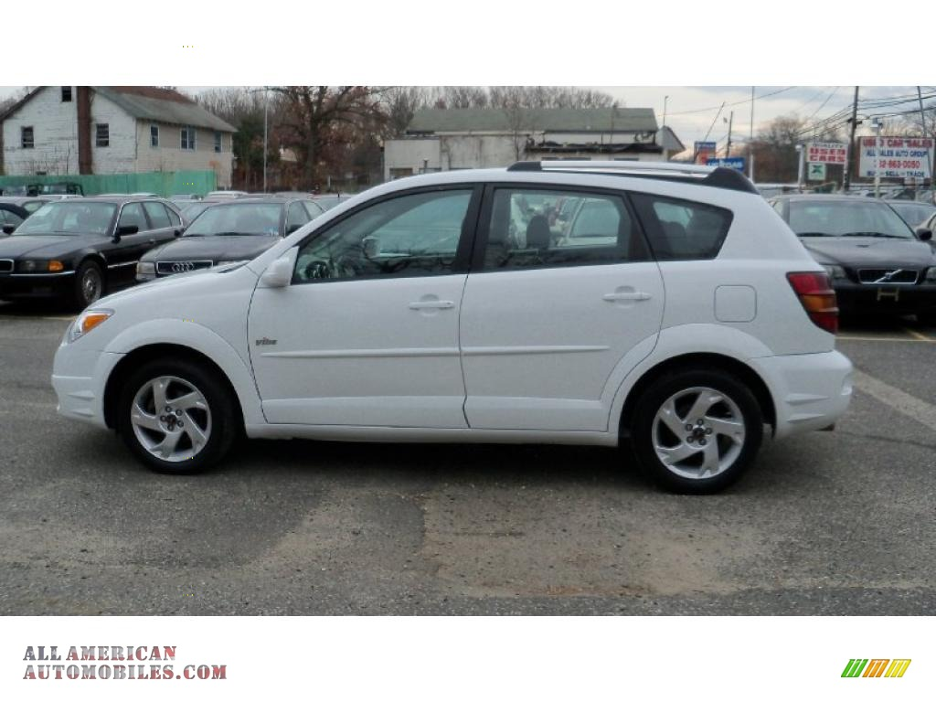 2005 pontiac vibe in frosty white photo 7 417808 all american automobiles buy american. Black Bedroom Furniture Sets. Home Design Ideas
