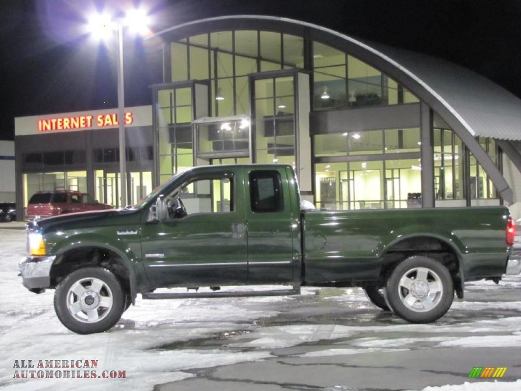 All American Chevrolet Odessa >> 1999 Ford F250 Super Duty XL Extended Cab 4x4 in Dark ...