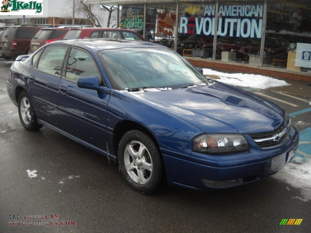 Superior Hyundai North >> 2004 Chevrolet Impala LS in Superior Blue Metallic ...