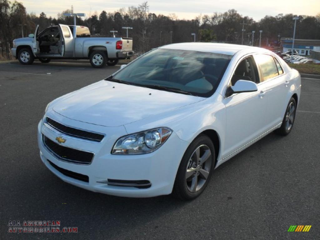 2011 chevrolet malibu lt in summit white 241666 all. Cars Review. Best American Auto & Cars Review