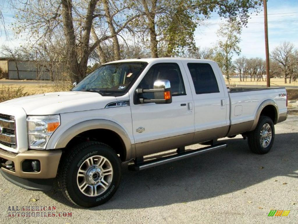 2013 Ford F350 King Ranch Crew Cab Dually For Sale In Florida