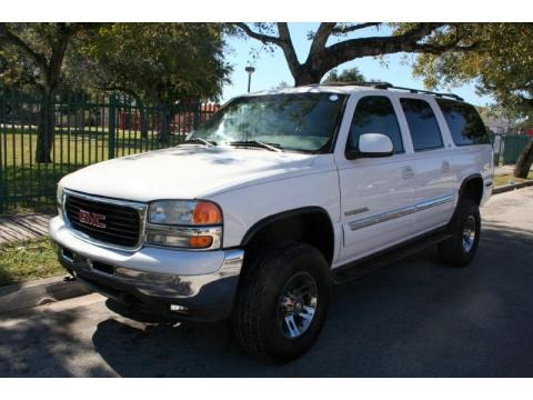 Gmc Yukon 2500 Xl. GMC Yukon XL 2500 SLT 4x4 for
