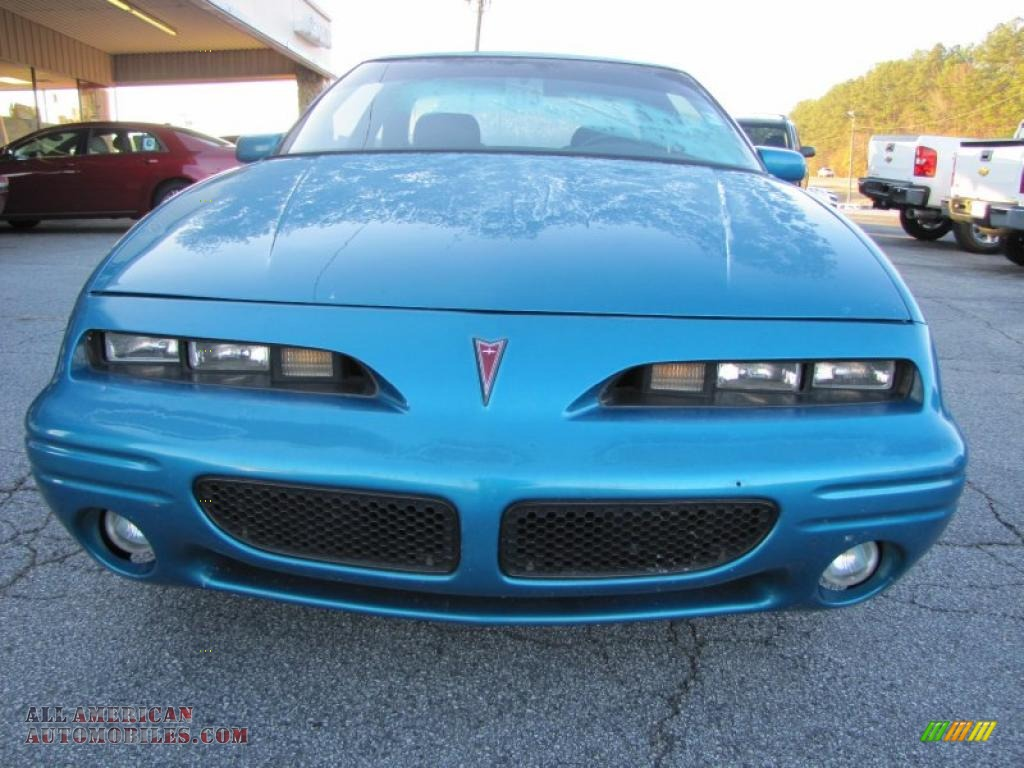 Cronic Used Cars >> 1994 Pontiac Grand Prix SE Coupe in Medium Teal Metallic photo #2 - 343563 | All American ...