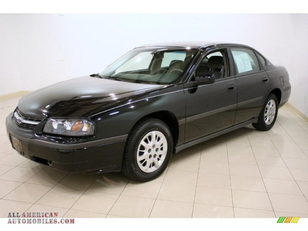 2003 Chevrolet Impala In Black Photo 3 246893 All