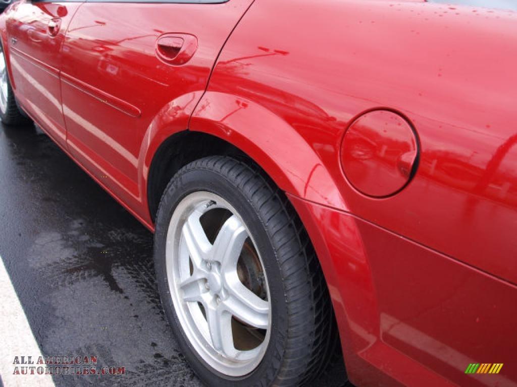 2005 dodge stratus r t sedan in inferno red crystal pearl for Royal chrysler motors inc