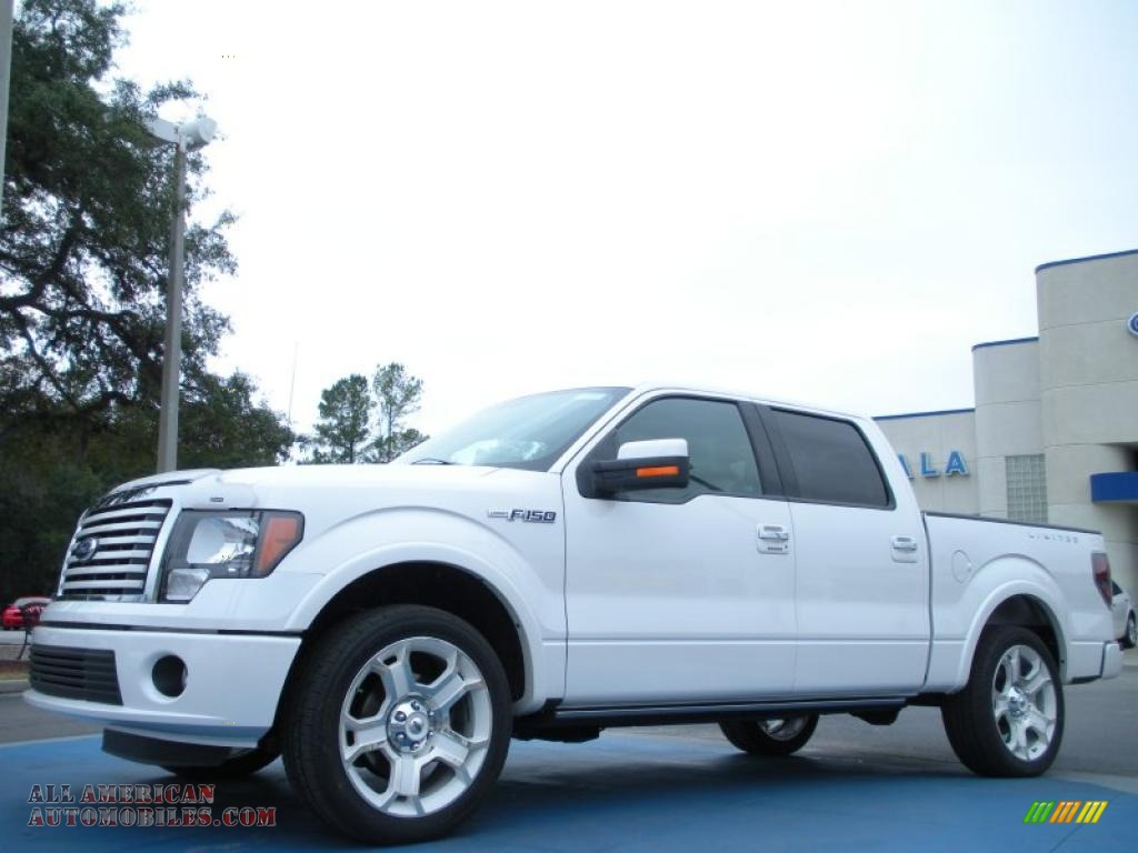 2011 ford f150 limited supercrew in white platinum metallic tri coat a11572 all american. Black Bedroom Furniture Sets. Home Design Ideas
