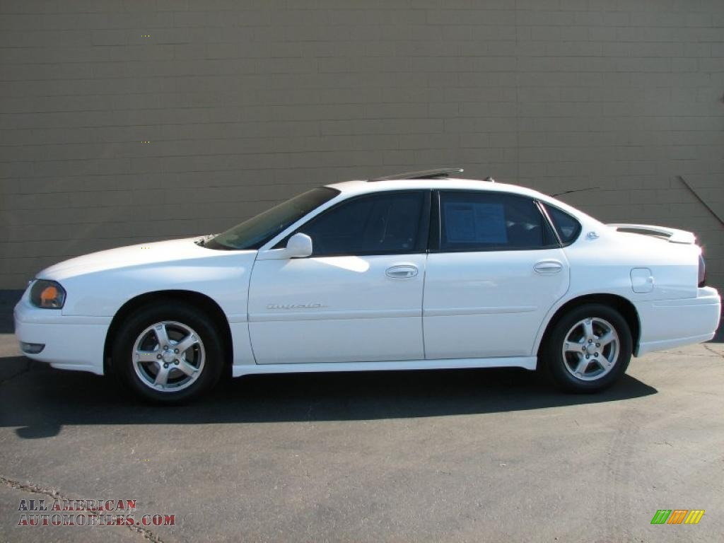 2004 Chevrolet Impala Ls In White 364120 All American Automobiles Buy American Cars For Sale In America