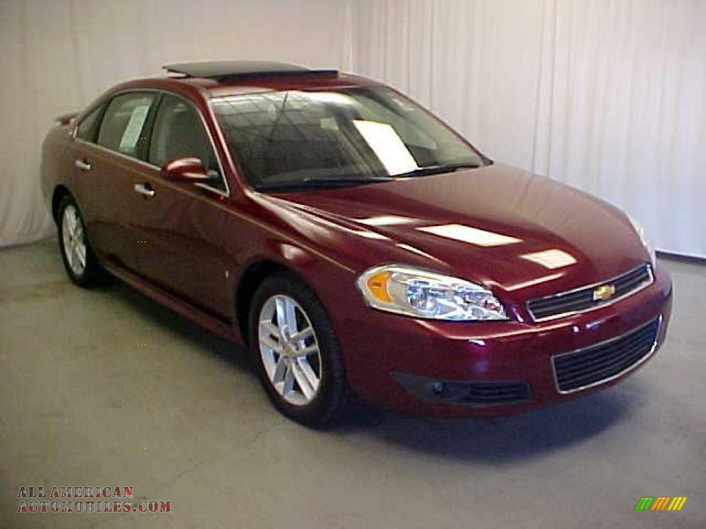 2009 chevrolet impala ltz in red jewel tintcoat photo 8. Black Bedroom Furniture Sets. Home Design Ideas