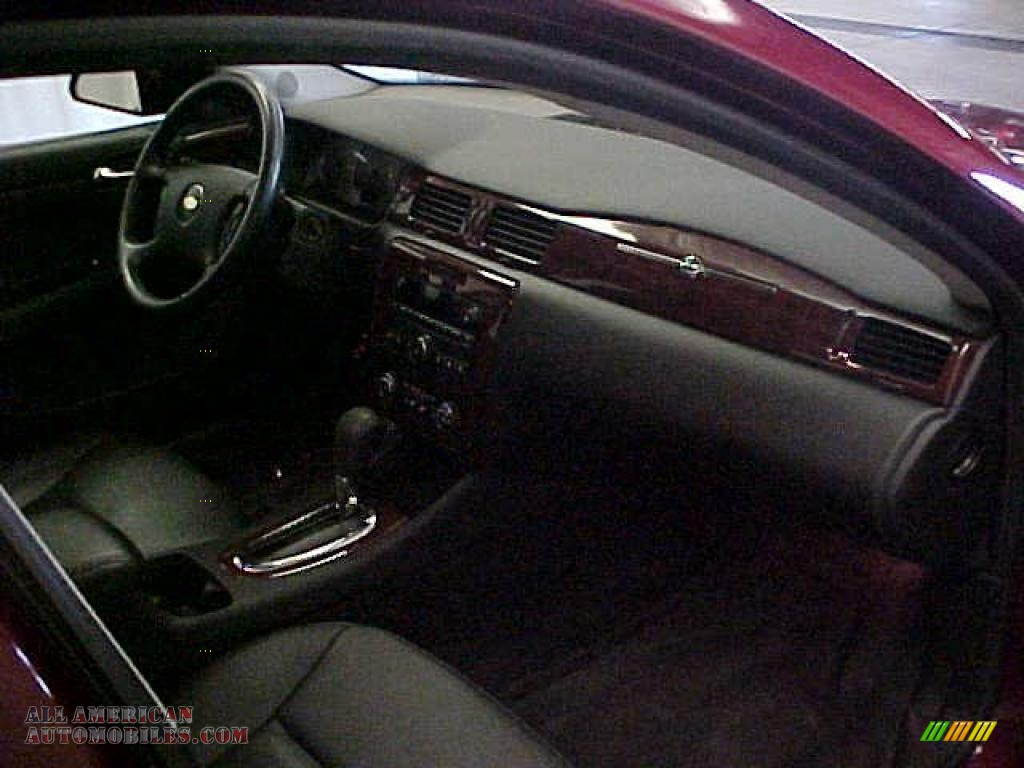 2009 chevrolet impala ltz in red jewel tintcoat photo 8 298812. Cars Review. Best American Auto & Cars Review
