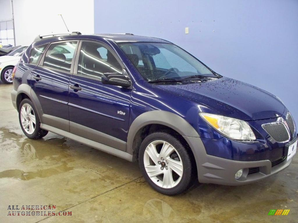 North Olmsted Dodge >> 2006 Pontiac Vibe in Neptune Blue photo #9 - 406683   All American Automobiles - Buy American ...