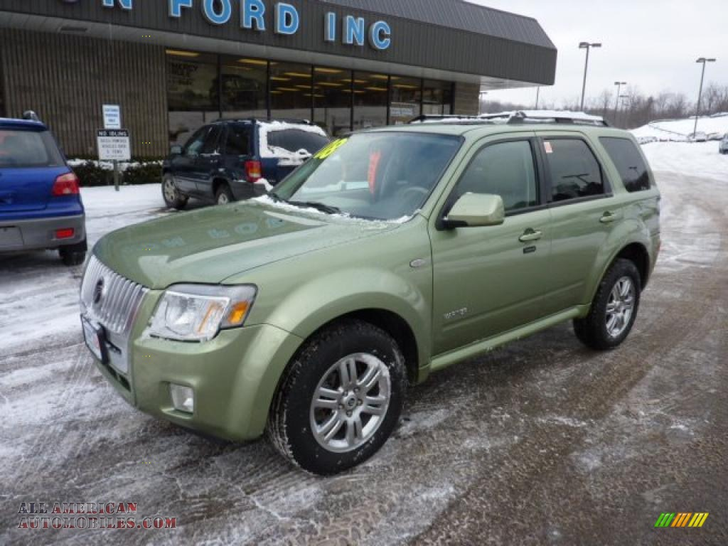 2008 mercury mariner v6 premier 4wd in kiwi green photo 8 j20763 all american automobiles. Black Bedroom Furniture Sets. Home Design Ideas