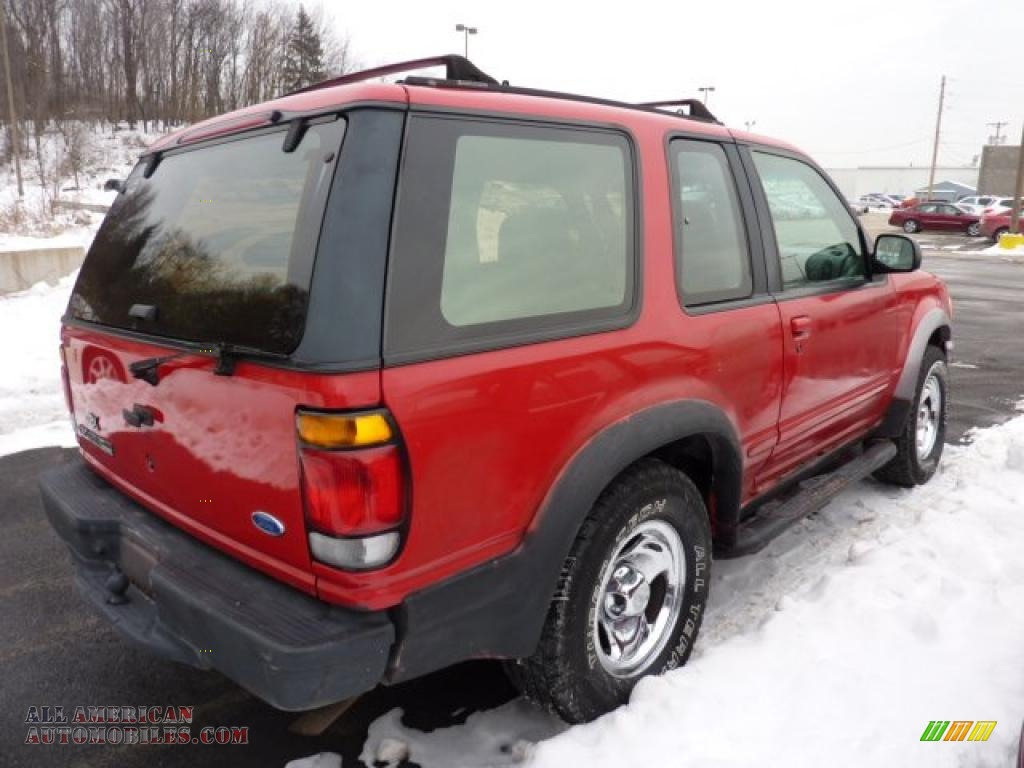 Ron Lewis Cranberry >> 1995 Ford Explorer Sport 4x4 in Vermillion Red photo #6 - A89868 | All American Automobiles ...