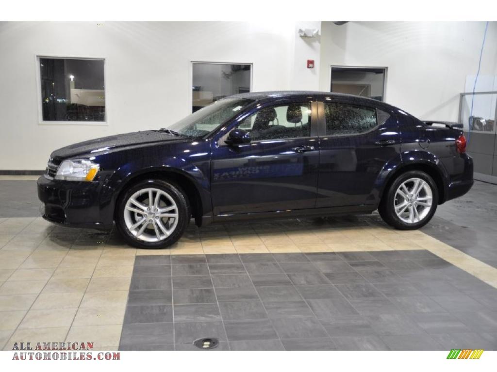 2011 Dodge Avenger Mainstreet in Blackberry Pearl - 512245 | All ...