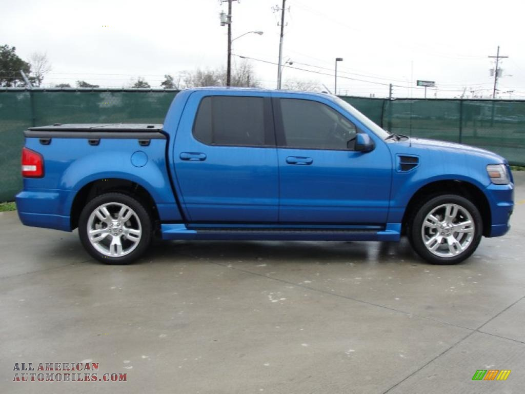 2010 ford explorer sport trac adrenalin in blue flame metallic photo 2 a49701 all american. Black Bedroom Furniture Sets. Home Design Ideas