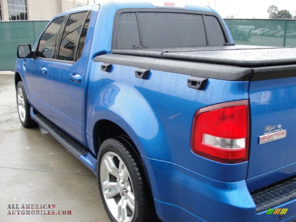 2010 ford explorer sport trac adrenalin in blue flame metallic photo 5 a49701 all american. Black Bedroom Furniture Sets. Home Design Ideas